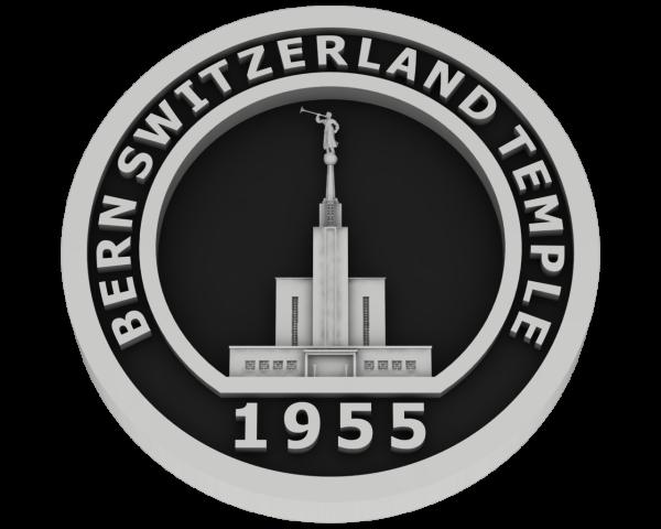 Bern, Switzerland Temple - Silver