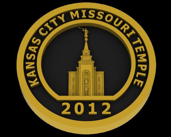 Kansas City, Missouri Temple - Brass