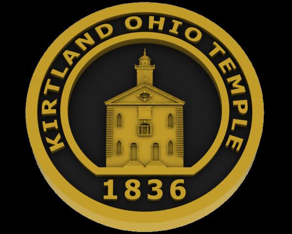Kirtland Ohio Temple - Brass