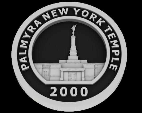 Palmyra New York, Temple - Silver