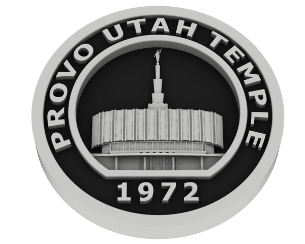 Prove Utah, Temple - Silver