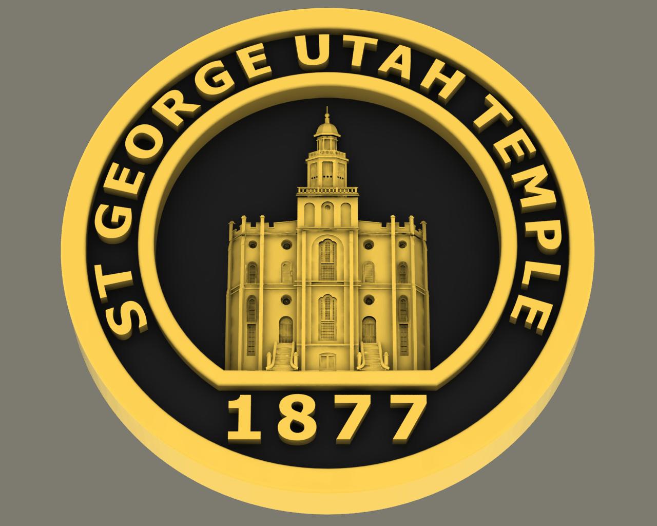 St  George, Utah Temple