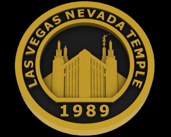 Las Vegas, Nevada Temple - Brass