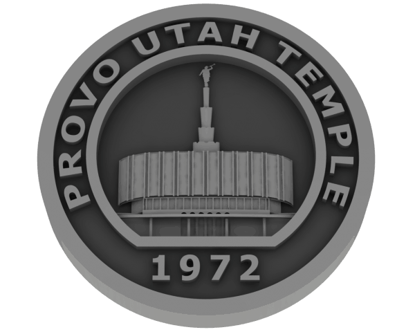 Prove Utah, Temple - Pewter